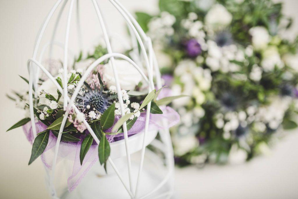 Svatební kytice květinářství Rosemary